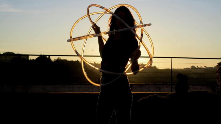 ORNELLA CAPONERO  - Illusioni di luce