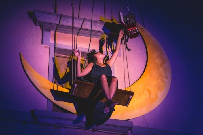 CANTI IN BILICO - Serenata di Luna